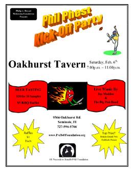 PhilPhest Kick-Off Party