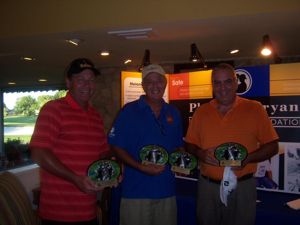 Charity Gulf Tournament 2013