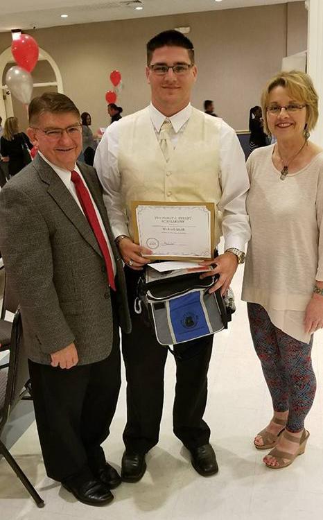 PABF Scholarship winner