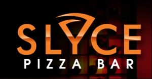 Slyce Pizza Bar logo